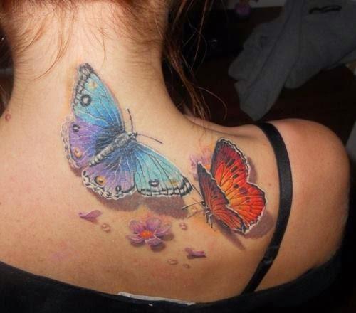 tatto di tubuh wanita, wanita bertatto, gadis bertatto, cara membuat tatto
