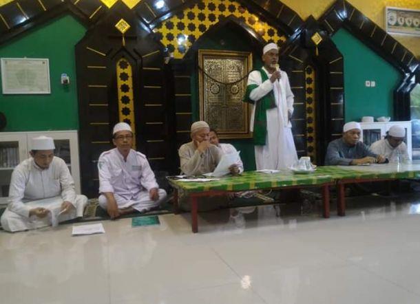 Dipimpin Habib Hamid, FPI Makassar Siap Hadiri Reuni 212 di Monas