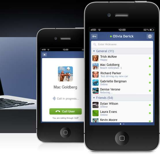 Facebook Messenger : Make FREE VoIP calls with your Facebook