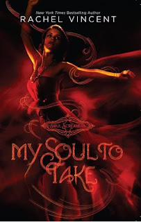 SSRC: My Soul to Take by Rachel Vincent