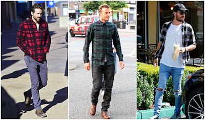 Fashion Cowok yang Paling Disukai Cewek
