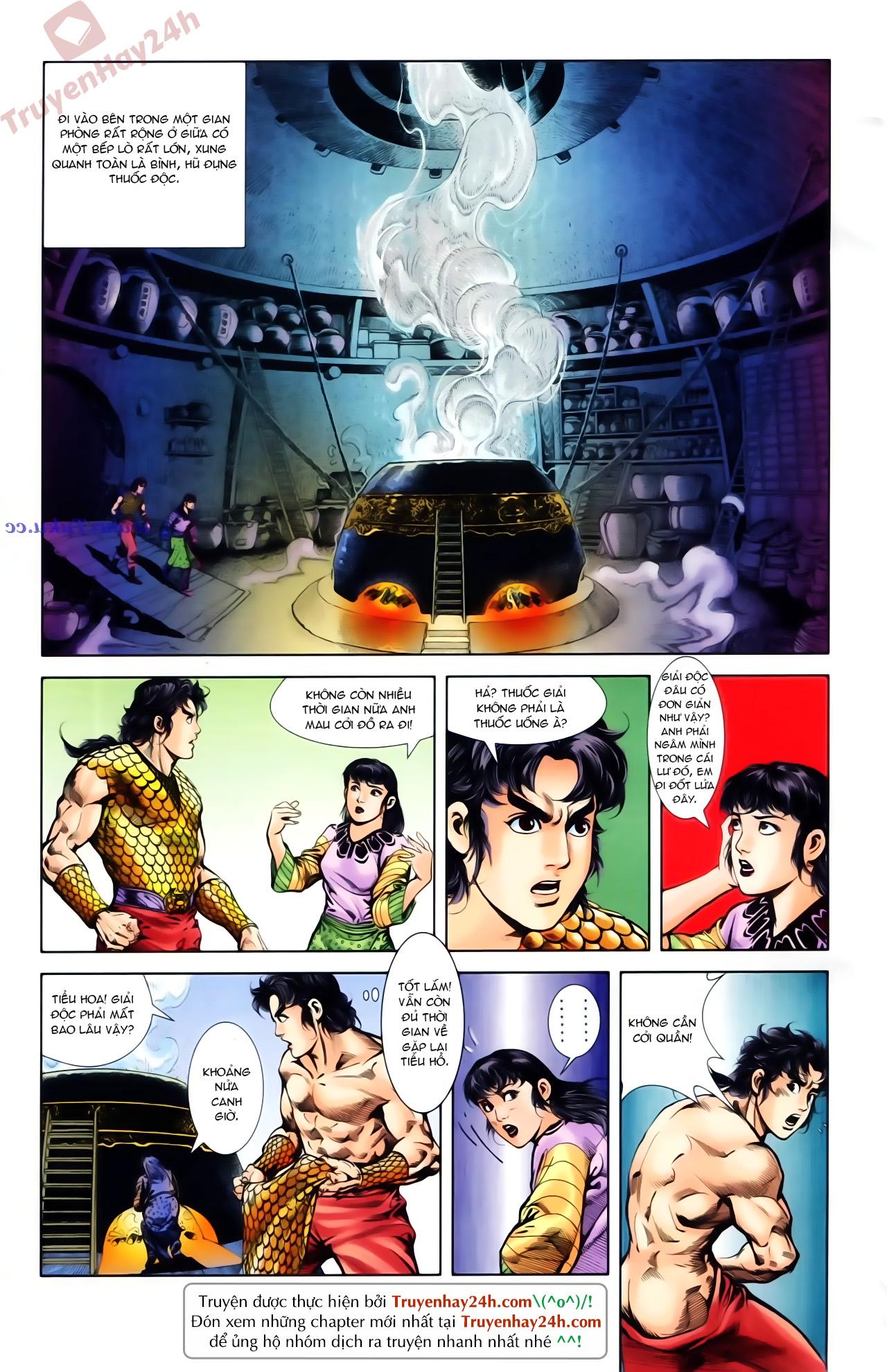Cơ Phát Khai Chu Bản chapter 71 trang 23