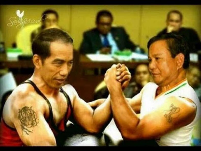Hasil Istikhoroh Presiden 2019 Maknyoss..Dan Tanda Pilihanmu Akan Menang,Prabowo Ataukah Jokowi?