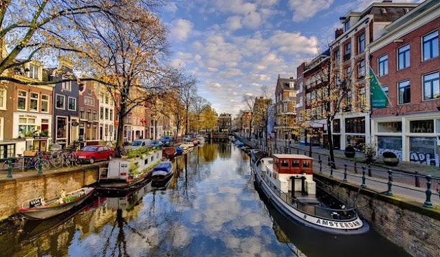 Conheça os lugares imperdíveis para conhecer em Amsterdã