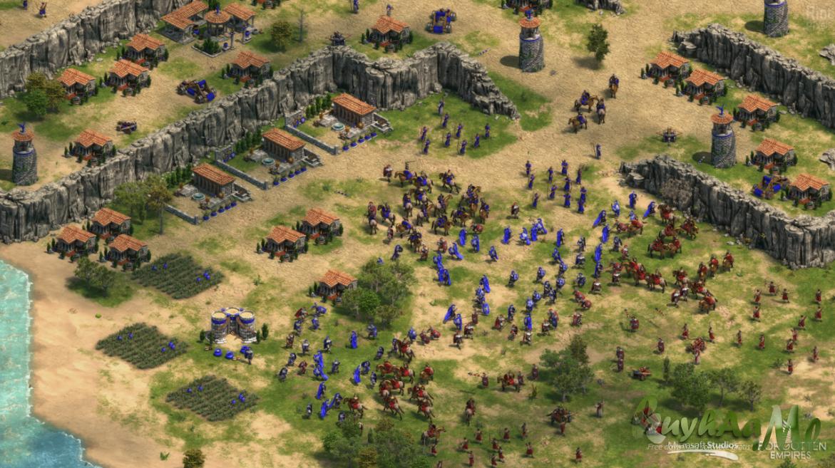 Age of Empires: Definitive Edition terbaru