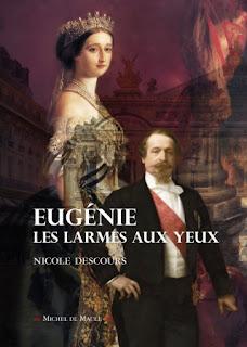 couverture du livre Eugénie les larmes aux yeux