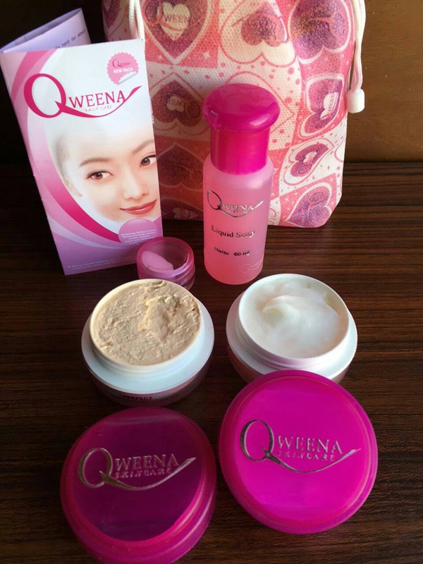 NEW Cream Qweena NORMAL Skin Care