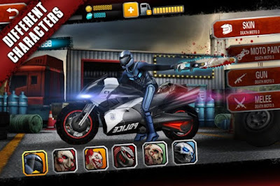 Do you like violence and passion to fight Death Moto 3 Apk v1.2.17 Unlimited Money Apk