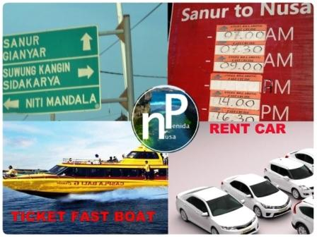 Tour Nusa Penida From Bali