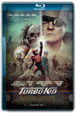 Torrent - Turbo Kid Blu-ray rip