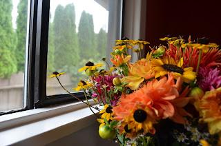 fall flowers