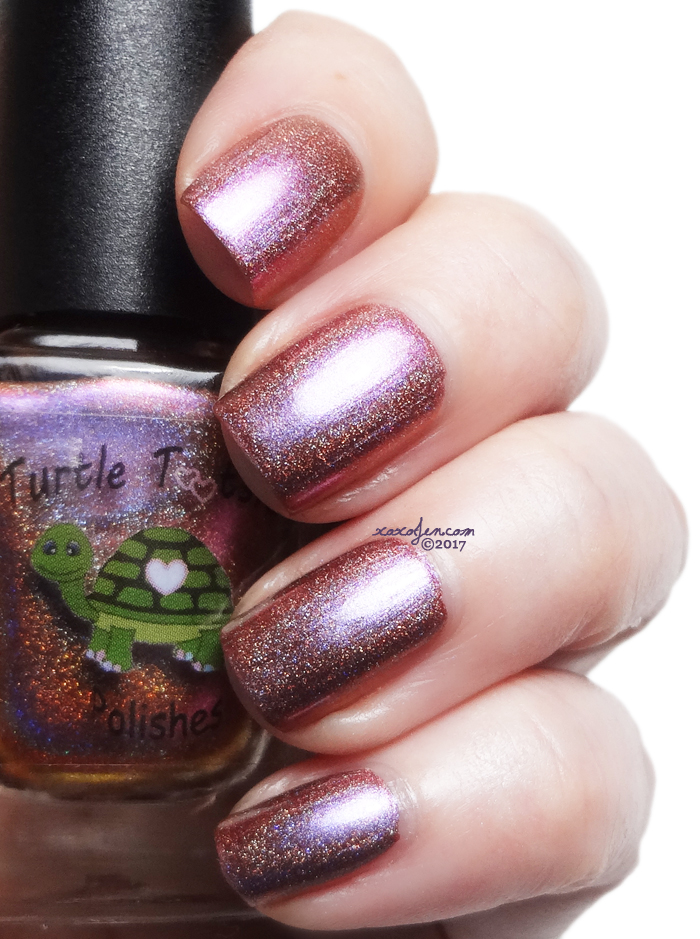 xoxoJen's swatch of Turtle Tootsie Dream Big
