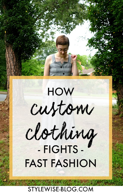 is eshakti ethical - how custom clothing fights fast fashion
