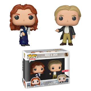 jack and rose target exclusive funko pop