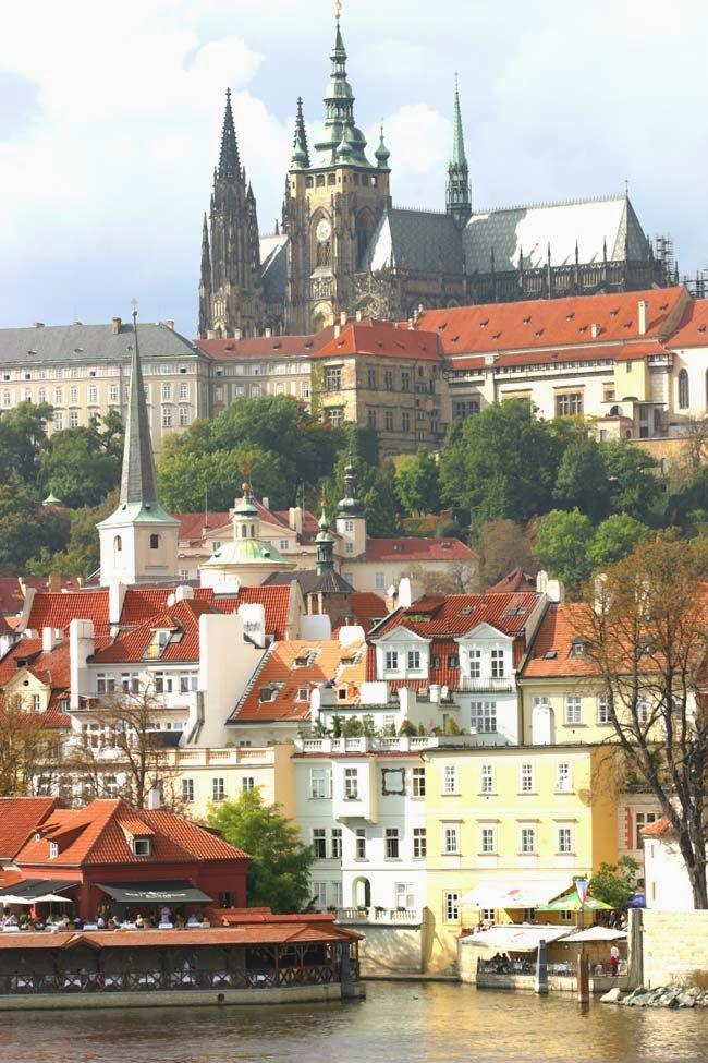 Burg Prag, Sehenswürdigkeit