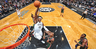 Brooklyn Nets vs Milwaukee Bucks