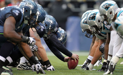NFL: Panthers-Seahawks on Sunday Night Football