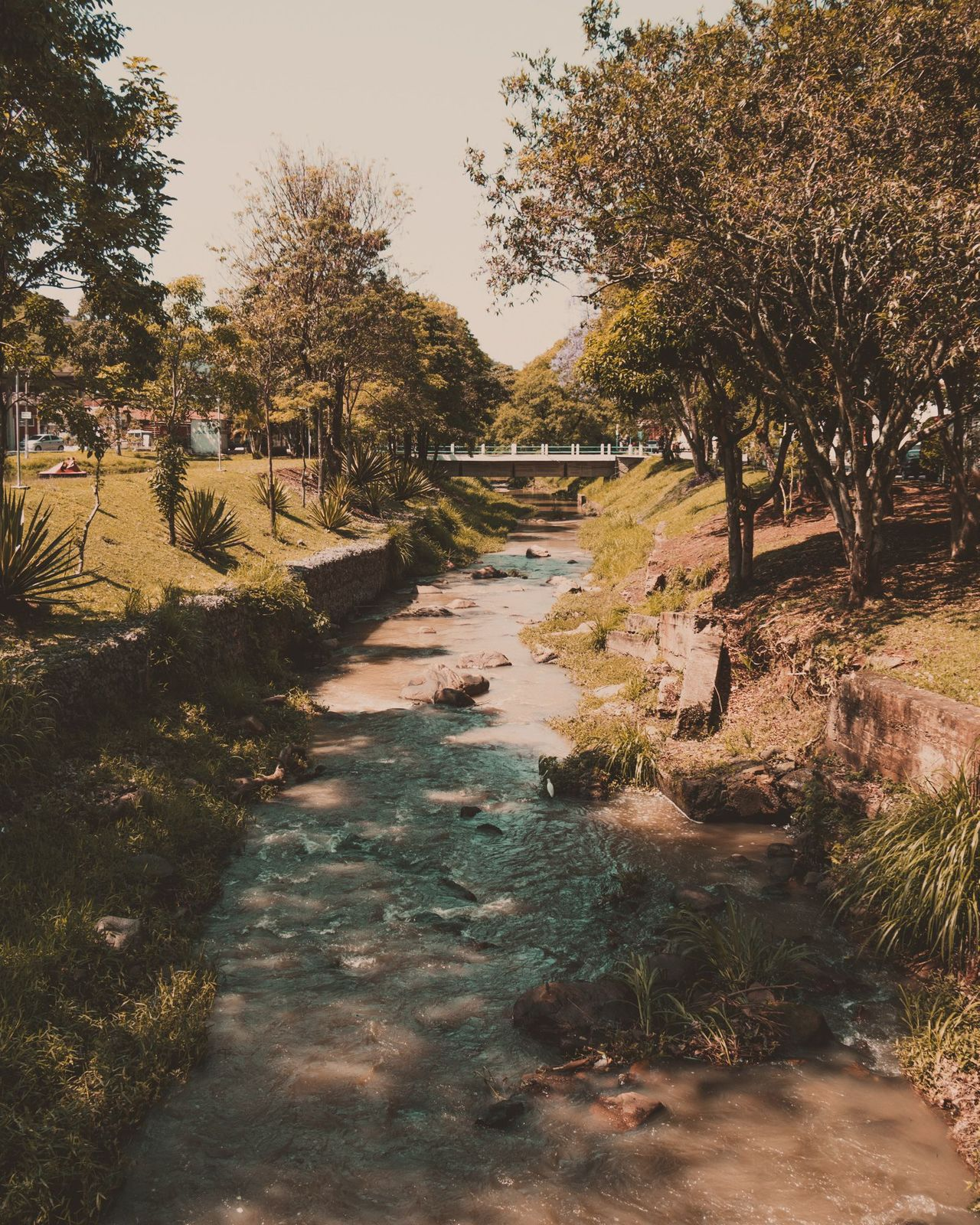 rio em águas da prata