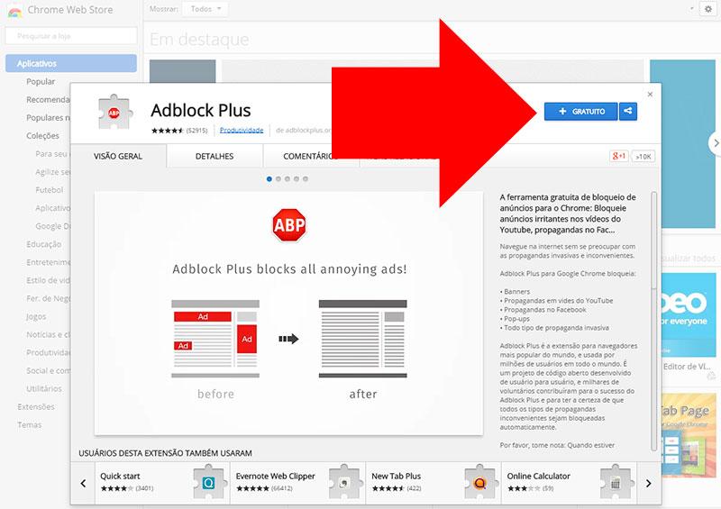 Bloqueie páginas em sites que abrem sozinhas - BLOG DO ZEMARCOS