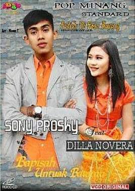 Sony Prosky & Dilla Novera – Bapisah Untuak Batamu
