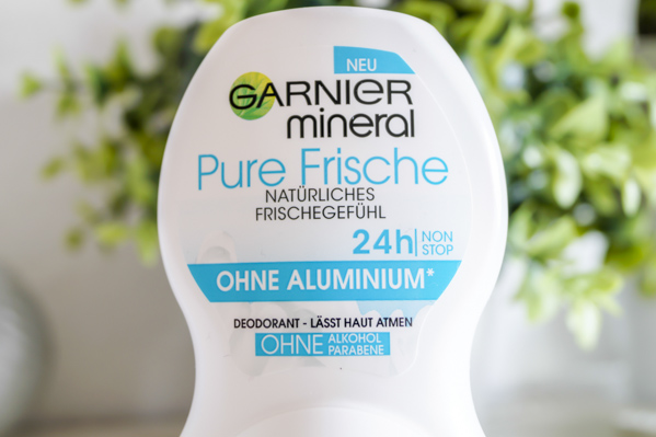 Garnier mineral pure frische rollon
