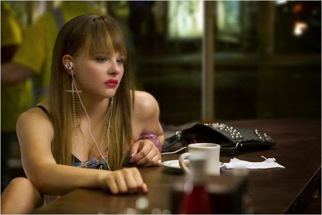 "Chloë Grace Moretz en ""The Equalizer"""