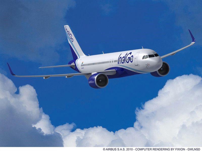 南亞市場興起,印度靛藍航空新增250架空中巴士