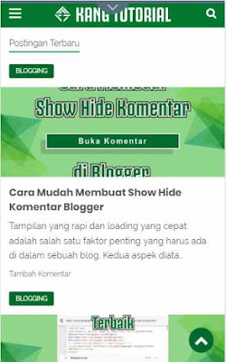 Review VioMagz Template Blogger Terbaik 2019
