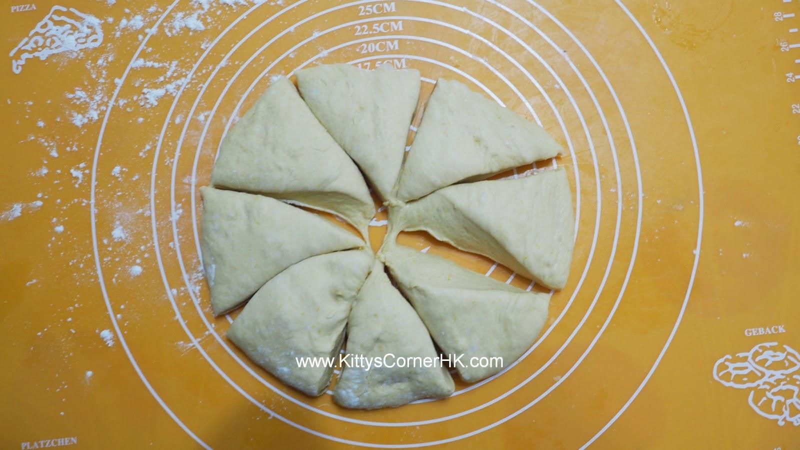 Pumpkin Bread DIY recipe 南瓜麵包 自家烘焙食譜