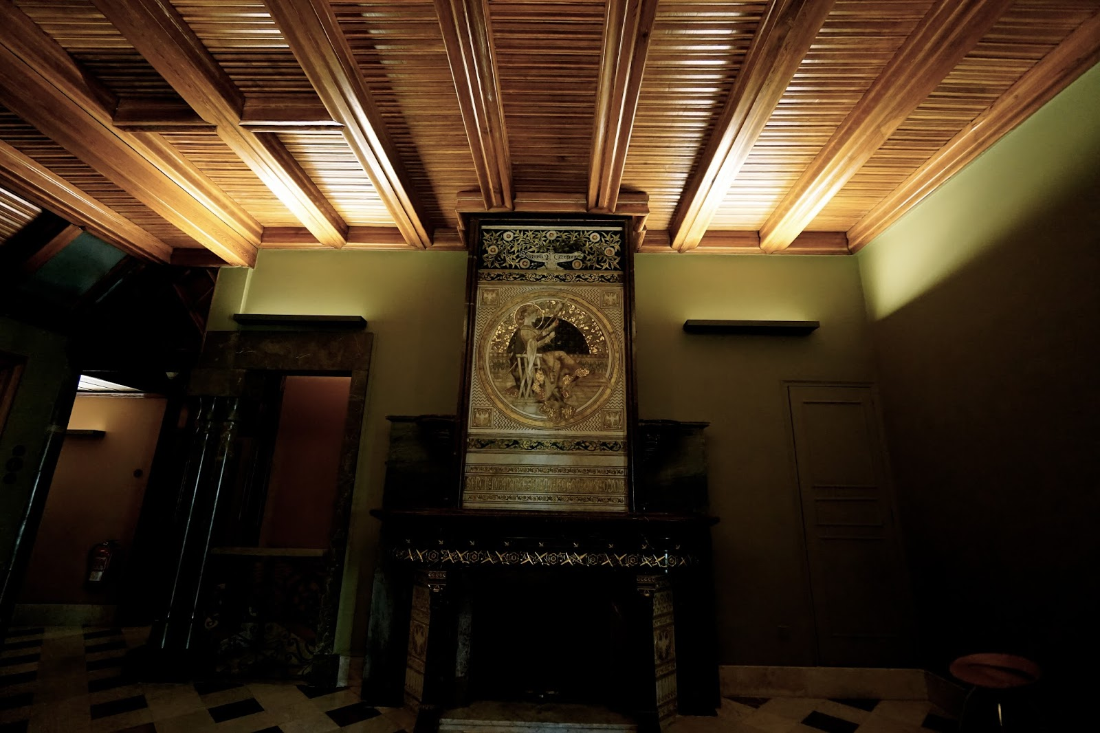 グエル邸(Palau Guell)
