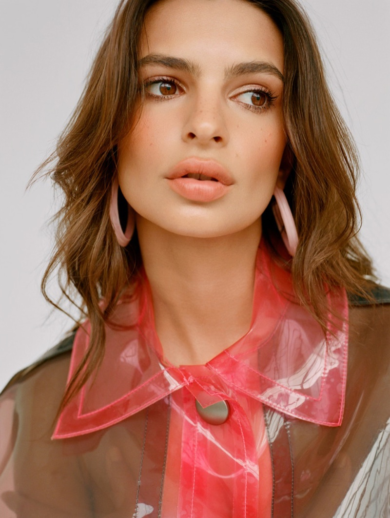 Emily Ratajkowski for Alison Lou Jewelry