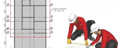 Cara Mudah Pekerjaan Bowplank Untuk Teknik Bangunan 2