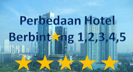 Perbedaan Hotel Bintang 1 2 3 4 5 Tempat Kita Berbagi Ilmu