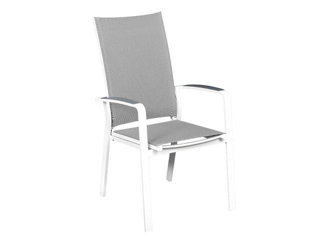 rozkładane krzesło ogrodowe