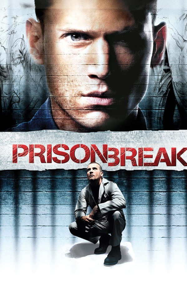 Descargar Prison Break Latino HD Serie Completa por MEGA