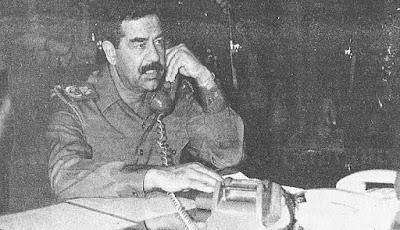 Fakta unik di dunia tentang Saddam Hussein