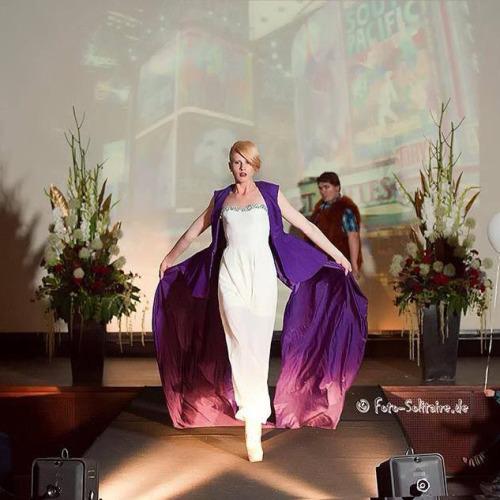 Cross-dress as bride