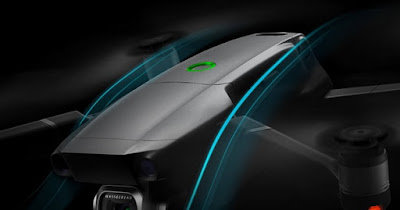 Mengulas Drone Dji Mavic 2 Dengan Kamera Super Gila
