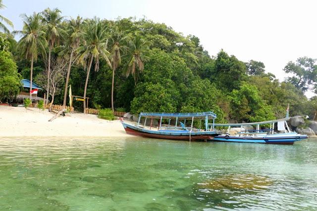 Wisata Pulau Kepayang Belitung