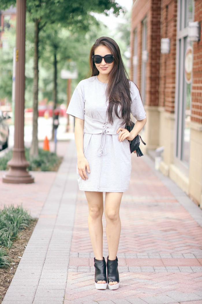 Find of the Day: The Perfect Everyday T-Shirt Dress ...