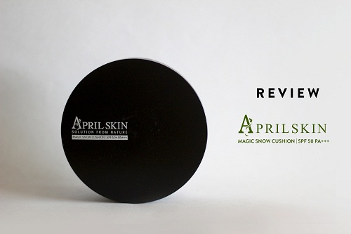 Review April Skin Magic Snow Cushion, April Skin Magic Snow Cushion, Review April Skin Magic Snow Cushion dùng tốt không