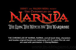 Narnia The Lion The Witch And The Wardrobe PS2 ISO