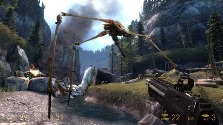Half Life 2 PC Game Screenshot
