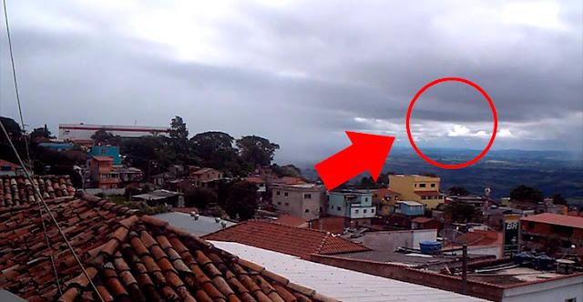 Trombetas do Apocalipse: Foram Escutadas Aqui no Brasil em Minas Gerais - Veja o Vídeo