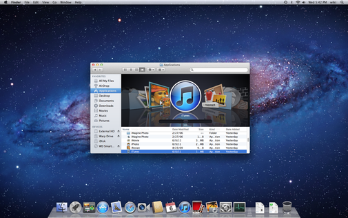 Mac OS X Lion 10.7 Free Download