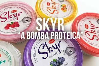 """Skyr - """"A bomba proteica"""""""