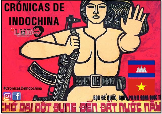 VOLVEMOS EN OCTUBRE: #CRÓNICASDEINDOCHINA