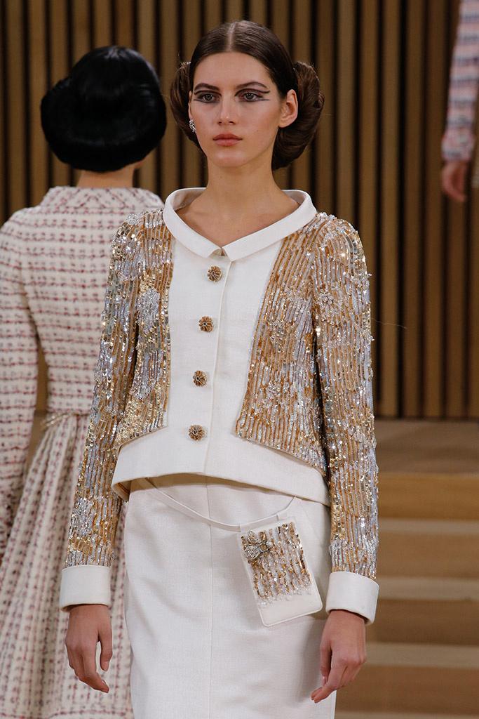 Chanel Detalles Haute Couture Paris