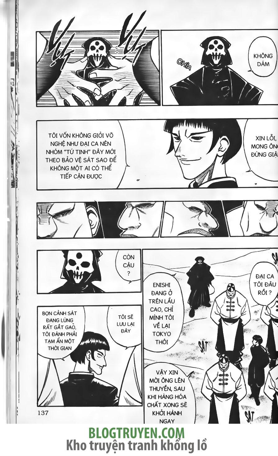 Rurouni Kenshin chap 214 trang 7