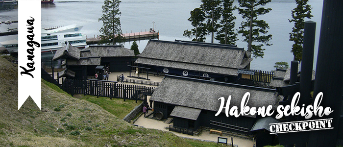 Hakone Sekisho Checkpoint